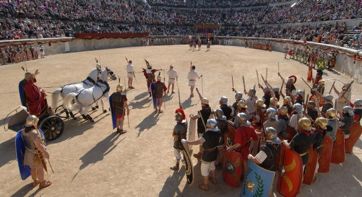 фестиваль Рима
