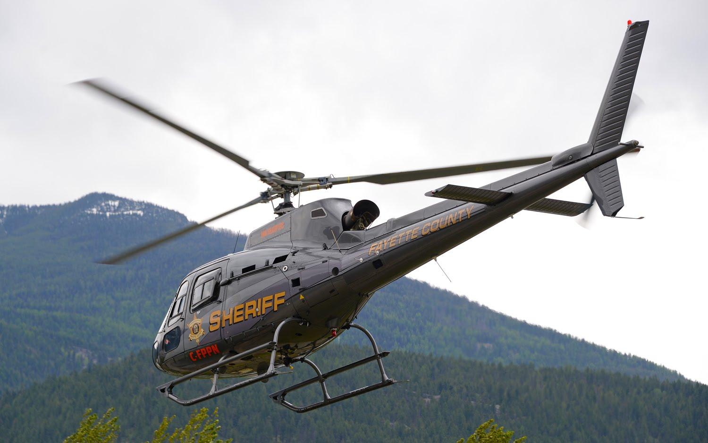 Вертолетные прогулки в Ниме