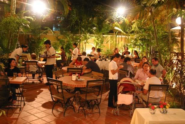 Рестораны Нима